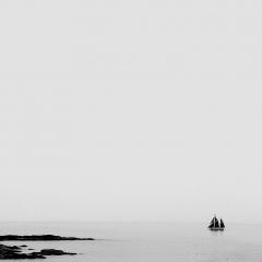 Becalmed: Swans Island, ME