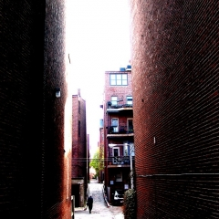 Rutland alley, Boston