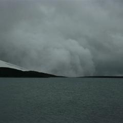 Norway glacial lake