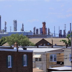 Marcus Hook, PA company town