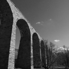 The Swing: Starucca Viaduct, Lanesboro PA