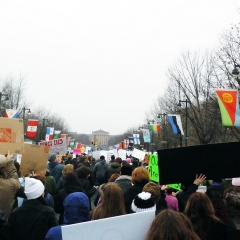 Philly protest January 2017