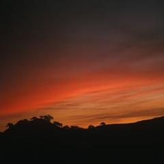 Sunset, SLO, CA