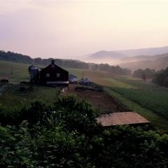 Appalachian spring, Cumberland, MD