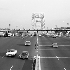 George Washington Bridge 1967