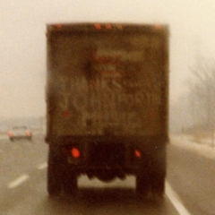 "John Lennon tribute: ""Thanks John for the Music"" Dec. 1980, NJ Turnpike"