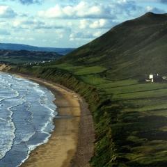 Rhosilli Gower Peninsula, Wales