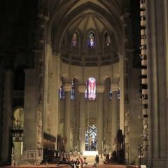 Saint John the Divine, Nov. 2017 NYC