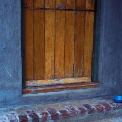 Bermuda doorway