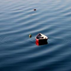 Swans Island Dinghy