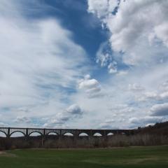 Tunkhannock viaduct, Nicholson, PA
